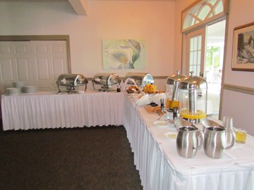 Viamede Resort Breakfast Buffet mf