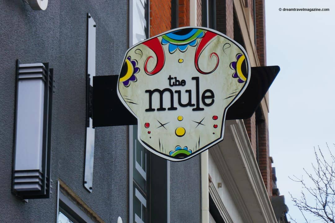 The Mule Restaurant Hamilton Foodie Tour