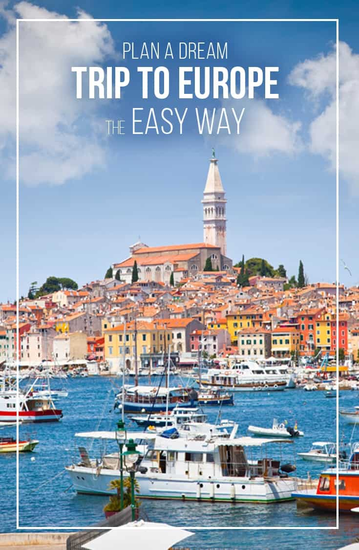 For those who don't like planning complex multi-city vacations on their own, consider a company that handles your flight, tours and transfers all in one spot. In this post we share how we booked a dream vacation to Croatia using Transat's multi-city tour packages. | Travel Planning Tips | Tour Packages | Europe | Vacation |
