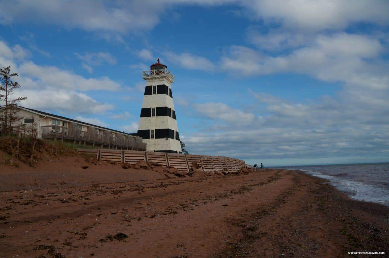 West Point Lighthouse Inn Popular PEI Road Trip stops to the beaches of West Point