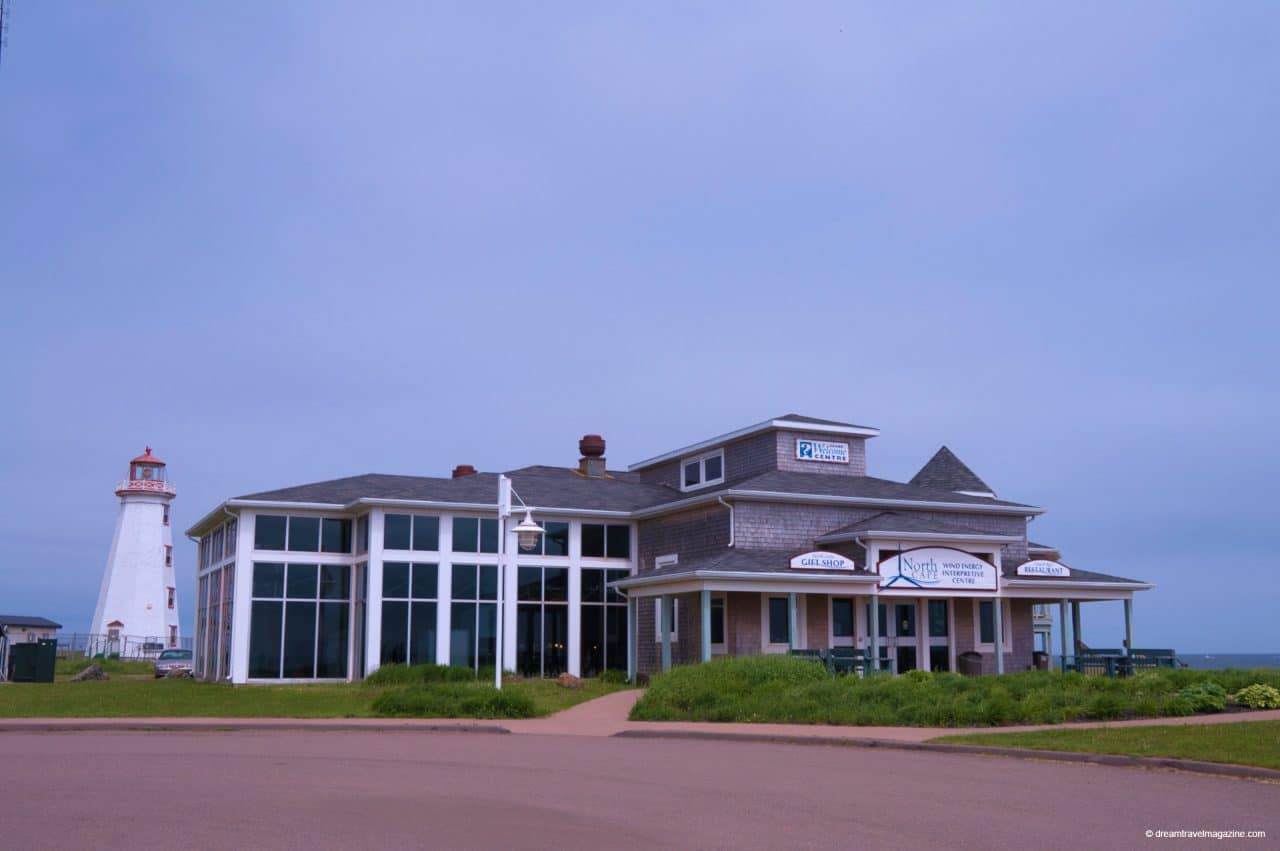 North Cape Interpretive Centre Popular PEI Road Trip stops to the beaches of West Point