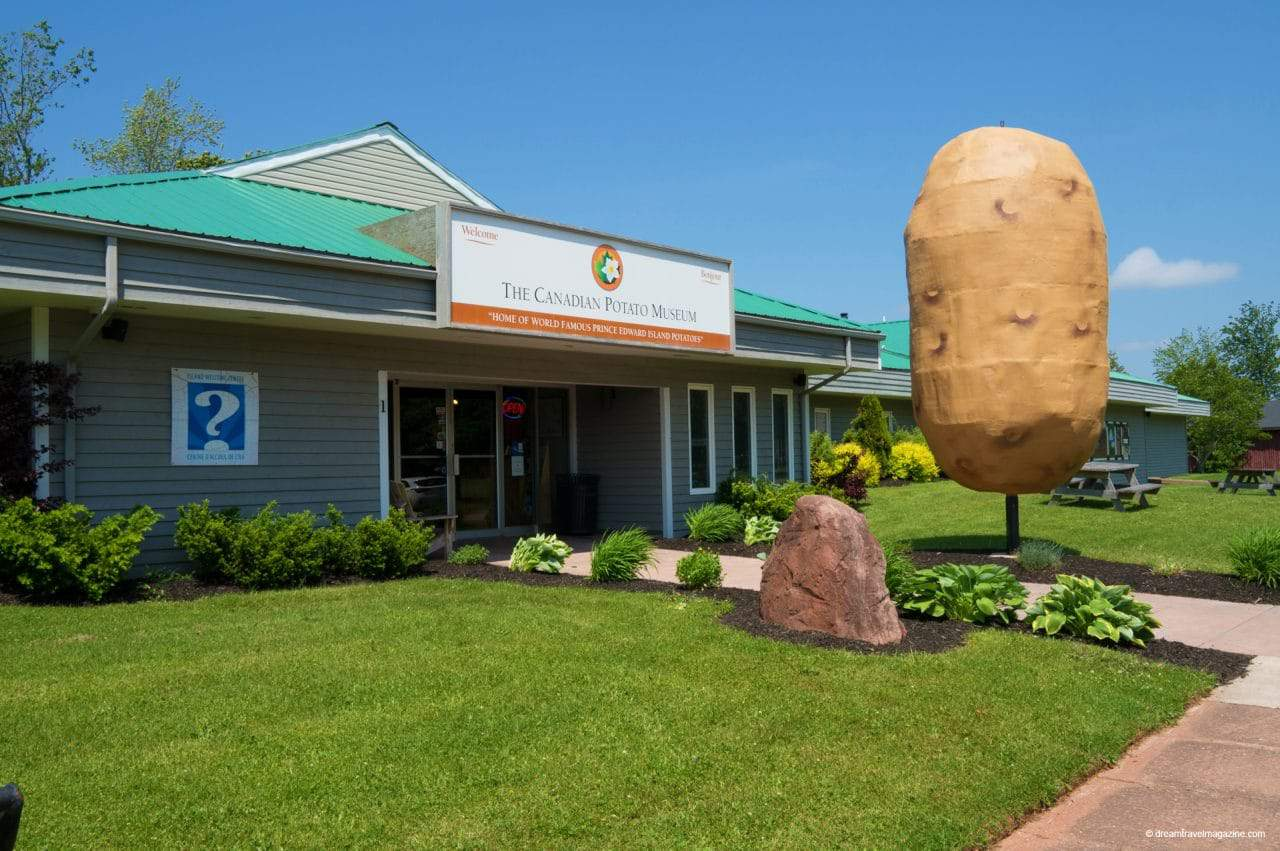 The Canadian Potato Museum Popular PEI Road Trip stops to the beaches of West Point