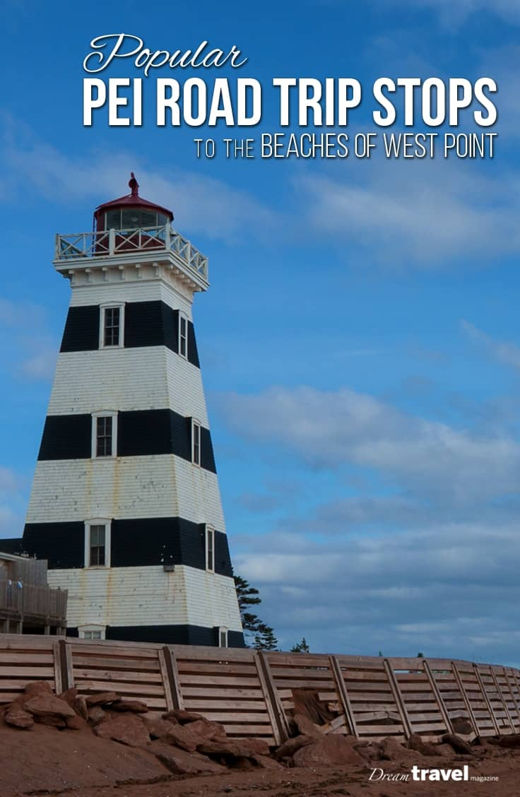 Heading to Prince Edward Island? We have a 2-day road trip itinerary filled with popular road trip stops on route from Charlottetown to West Point and back through North Cape. Want a great view of the Confederation Bridge, shop in a little fishing village or enjoy the best Lobster Roll in PEI? Check out our list of spots to see here! PEI | Prince Edward Island | Canada | road trip | attractions | lobster roll |