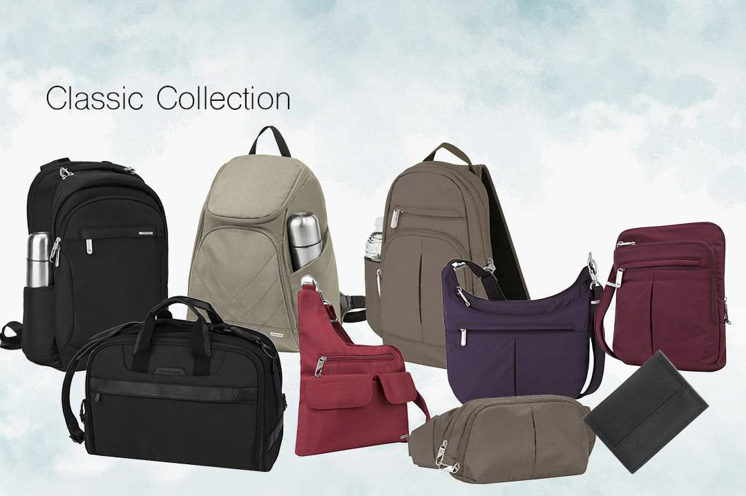 Classic Collection The Right Anti-Theft Bags
