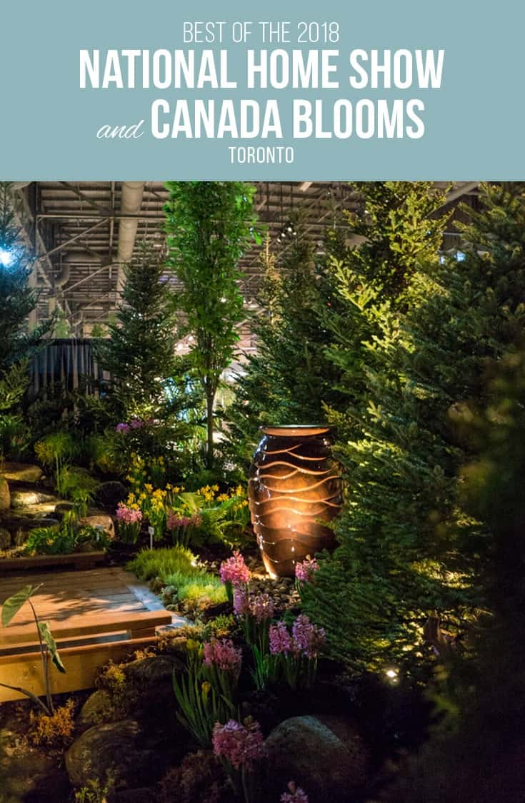 Best of the 2018 national home show and canada blooms for Pool show toronto 2018