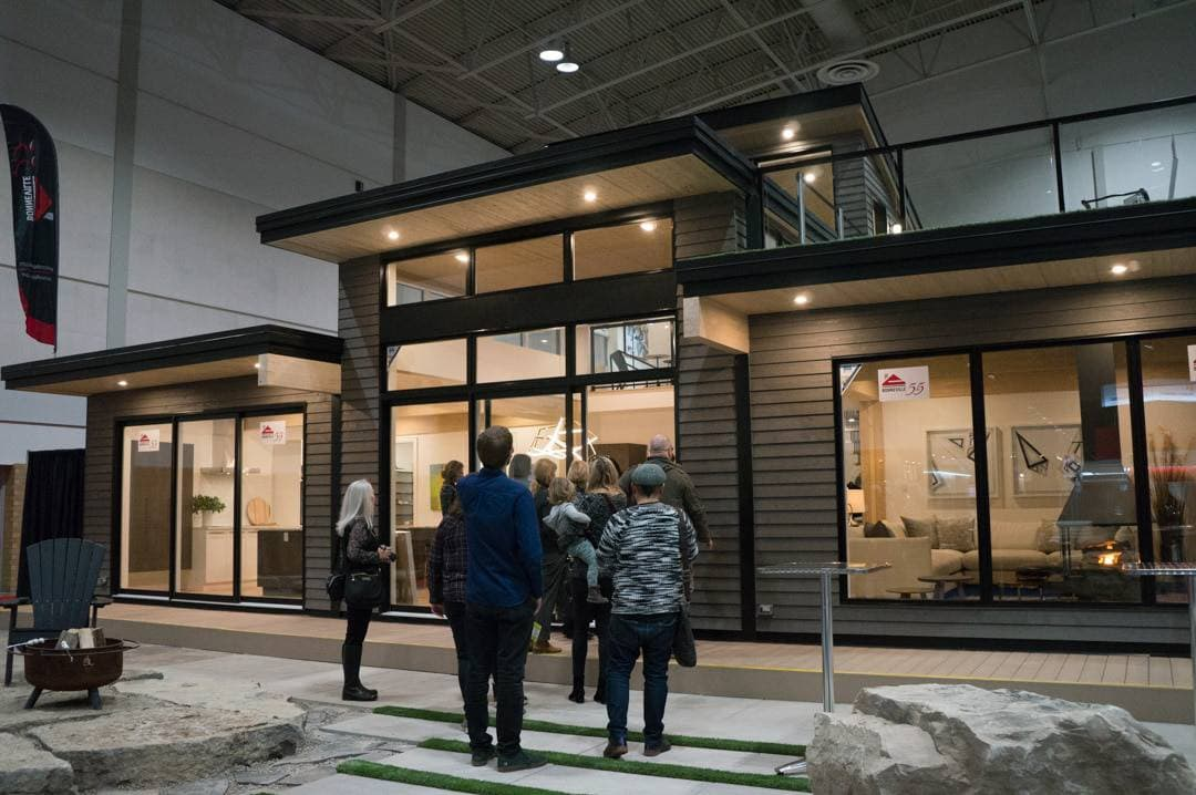 Dream Home at The National Home Show and Canada Blooms 2018