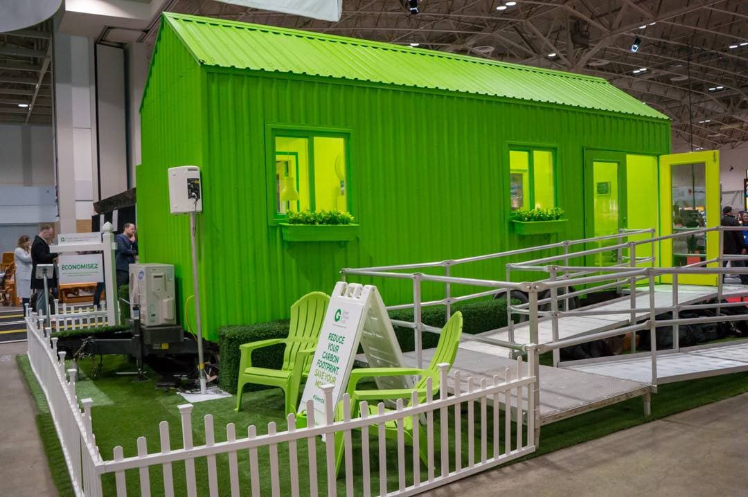 Green On Home The National Home Show and Canada Blooms 2018