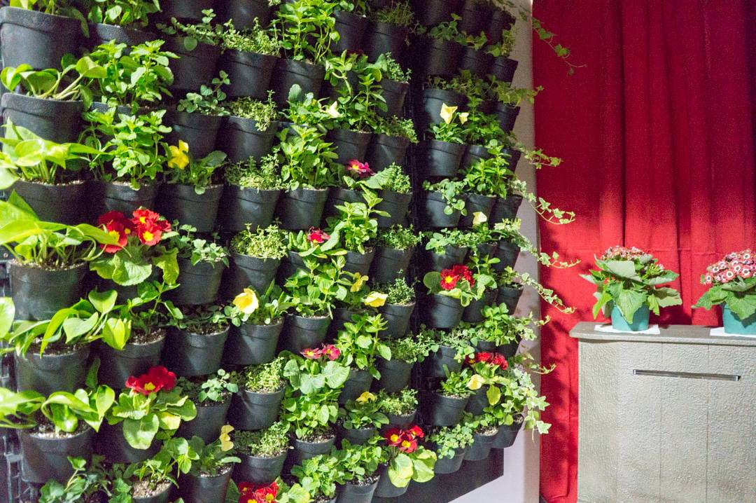 Balcony Gardens The National Home Show and Canada Blooms 2018